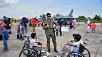 hut tni au lanud sim gelar open base