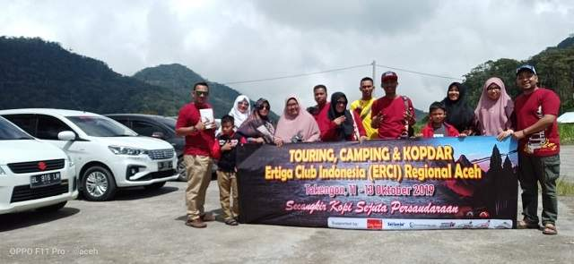 ERCI Aceh Touring