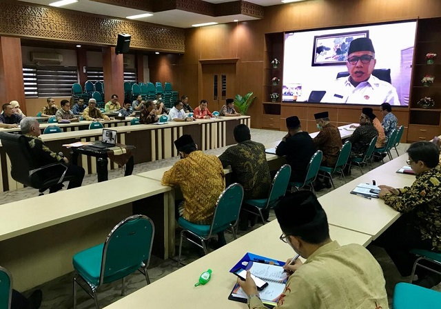 video conference skpa aceh
